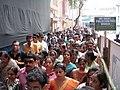 Durga Puja Spectators - New Alipore Suruchi Sangha - Kolkata 2011-10-03 030326.JPG