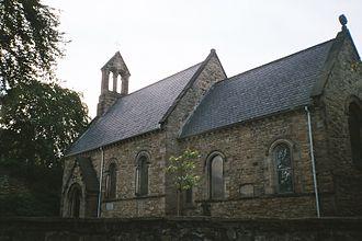 Cranmer Hall, Durham - Chapel of St John's College, Durham