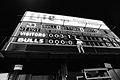 Durham Athletic Park scoreboard 1992.jpg