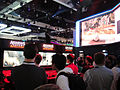E3 2011 - playing Assassin's Creed Revelations at the Sony booth.jpg