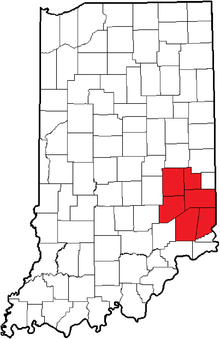 Eastern Indiana Athletic Conference  Wikipedia