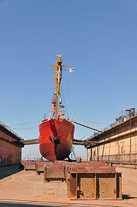 ELBE1 - Bürgermeister O'Swald (ship, 1948) 2012 05-by-RaBoe 06.jpg