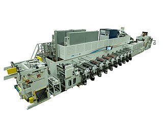 Flexography - PCMC's ELS MAX Inline Press