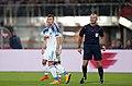 EM-Qualifikationsspiel Österreich-Russland 2014-11-15 061 Sergey Parshivluk Martin Atkinson.jpg
