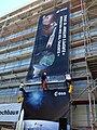 ESOC Climbing Club unveils Richtfest banner ESA296576.jpg