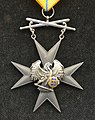 EST Order of the Cross of the Eagle iron cross with swords (2).jpg