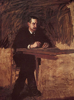 Eakins, Professor William D Marks 1886