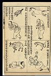 Early C20 Chinese Lithograph; 'Fan' diseases Wellcome L0039469.jpg