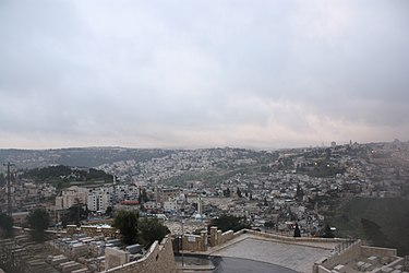 East Jerusalem from the Mount of Olives 5.jpg