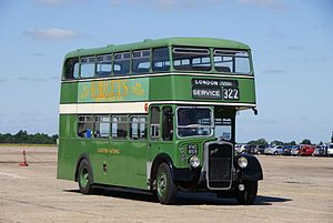 Eastern National bus BE1407 (VNO 859), 2010 North Weald bus rally.jpg