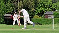 Eastons CC v. Chappel and Wakes Colne CC at Little Easton, Essex, England 12.jpg