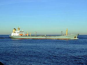 Eberhard, Port of Rotterdam, Holland, 06JAN2009 pic2.JPG
