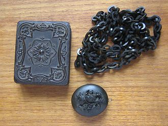 Ebonite - Ebonite applications from the 19th century