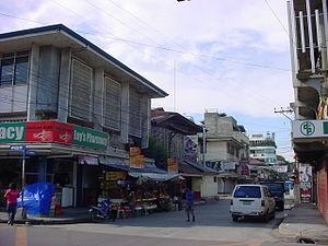 Iligan - Echiverri Street, Iligan