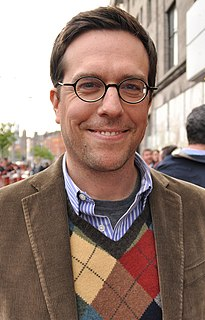 Ed Helms American actor and comedian