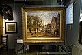 Edams Museum (1530) - First Floor - 19th century Oil Painting depicting the Edam Cheese Market.jpg