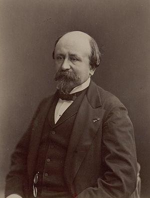 Edmond Gondinet - Edmond Gondinet (atelier Nadar)