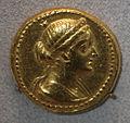 Egitto tolemaico, arsinoe III, octodracma di alessandria, 204-203 ac ca.JPG