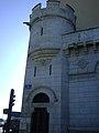 Eglise Saint-Sauveur. Tourelle extérieure..jpg