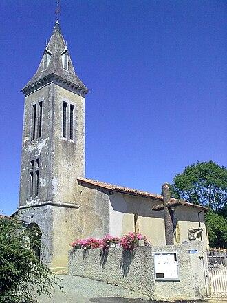 Bassercles - The church of Bassercles