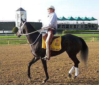J. Larry Jones American horse trainer
