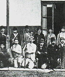 Argentine Revolution of 1893