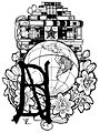 Eliseu Visconti - Emblema da Biblioteca Nacional.jpg