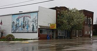 Ellendale, Minnesota - Image: Ellendale MN
