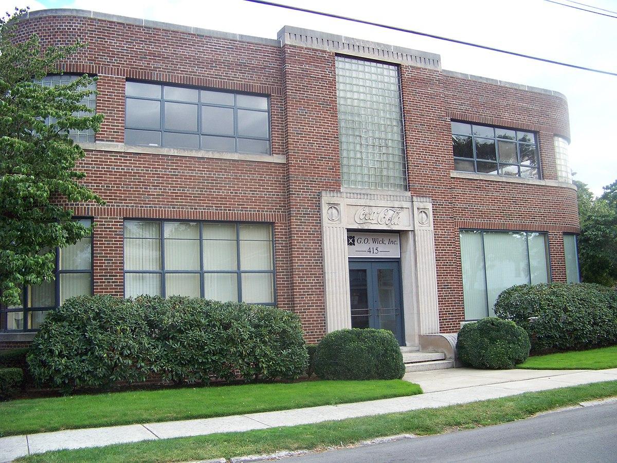 Elmira Coca-Cola Bottling Company Works - Wikipedia