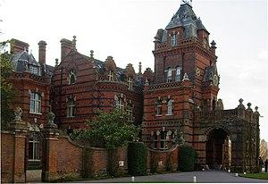 Samuel Sanders Teulon - Elvetham Hall