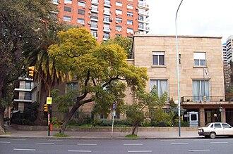 Argentina–Uruguay relations - Embassy of Uruguay in Buenos Aires