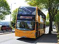 Embankment Road - Plymouth Citybus 521 (WJ65BYM).JPG