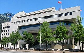 Embassy of Canada, Washington, D.C.