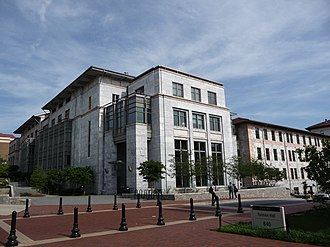 Emory University -  Charles and Peggy Evans Anatomy Building, Emory University School of Medicine