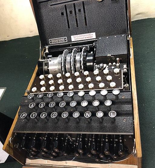 Enigma Machine A16672