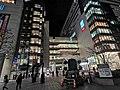 Entetsu Department Store at night.jpg