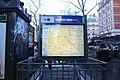 Entrée Métro Maubert Mutualité Paris 2.jpg