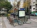 Entrée Station Métro Lourmel Paris 4.jpg