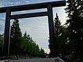 Entrance Gate at Yasukuni Shrine - Tokyo - Japan (47117920544).jpg