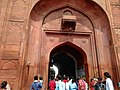 Entrance gate of Red Fort.jpg