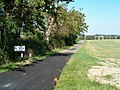 Entrance to Hill Farm - geograph.org.uk - 237021.jpg