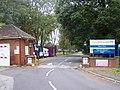 Entrance to West Park Hospital - geograph.org.uk - 1546359.jpg