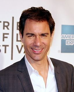 Eric McCormack Canadian actor