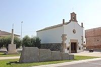 Ermita de Sant Sebastià, Fondarella.JPG