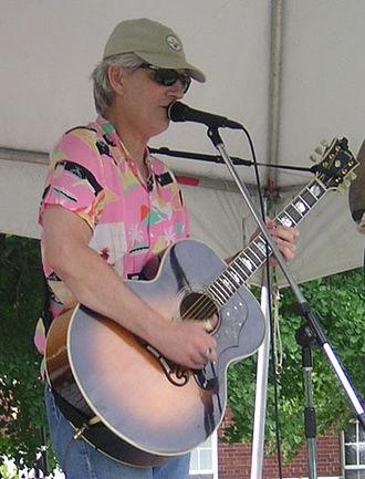 Ernie Hawkins - Ernie Hawkins performing on July 12, 2008