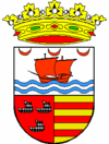 Coat of arms of Barxeta