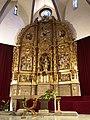Església parroquial de la Mare de Déu dels Àngels (Llívia) altar.jpg