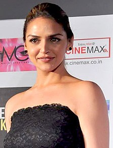 Esha Deol Indian actress