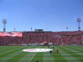 Estadio Garcilaso - Image: Estadio Inca Garcilaso De la vega