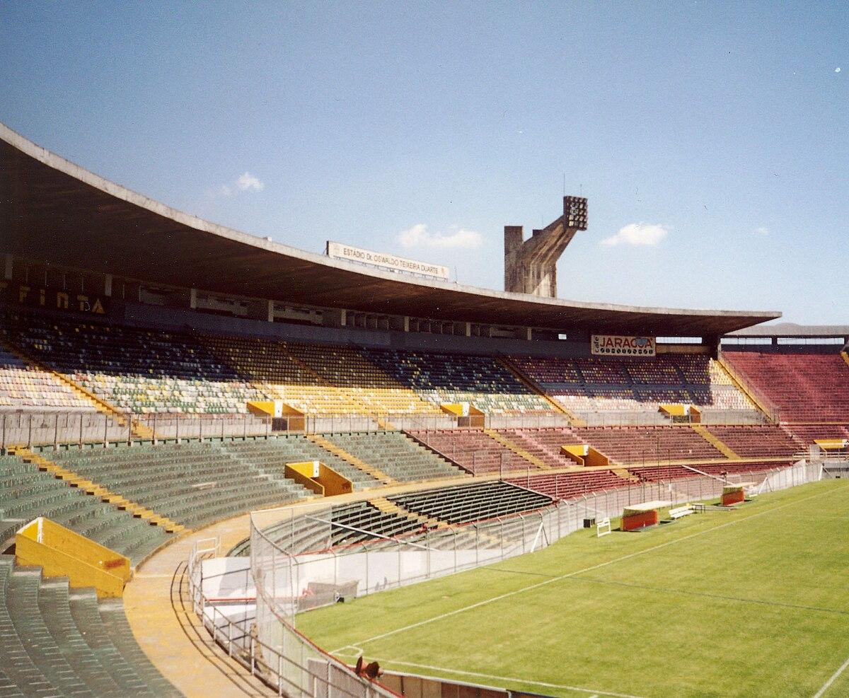 Estádio do Canindé – Wikipédia b1467dc9579b1